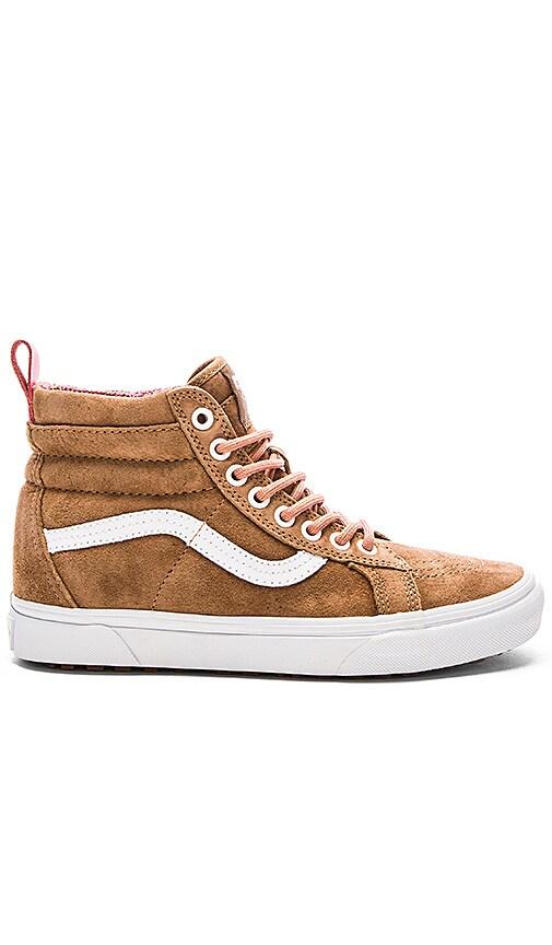 Vans SK8-Hi MTE Sneaker in Brown