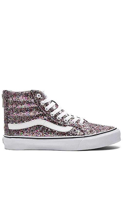 vans old skool paillettes