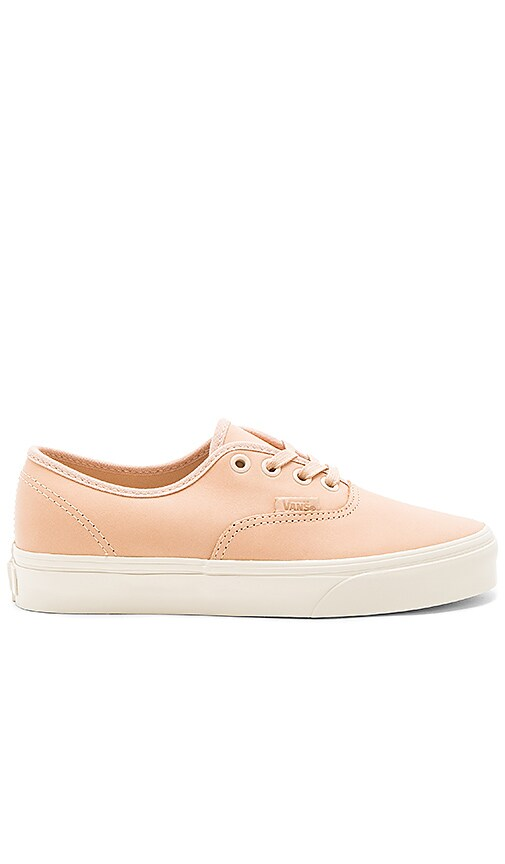 Vans Authentic DX Sneaker in Beige
