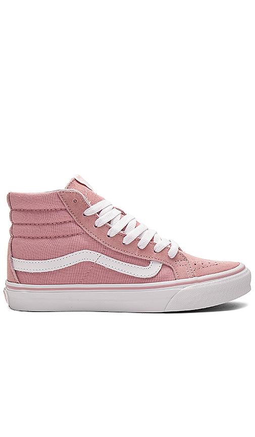Vans SK8-HI Slim Sneaker in Pink