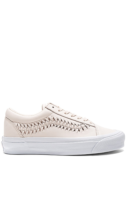 cd61b994db6c46 Vans Old Skool Weave DX Sneaker in Delicacy