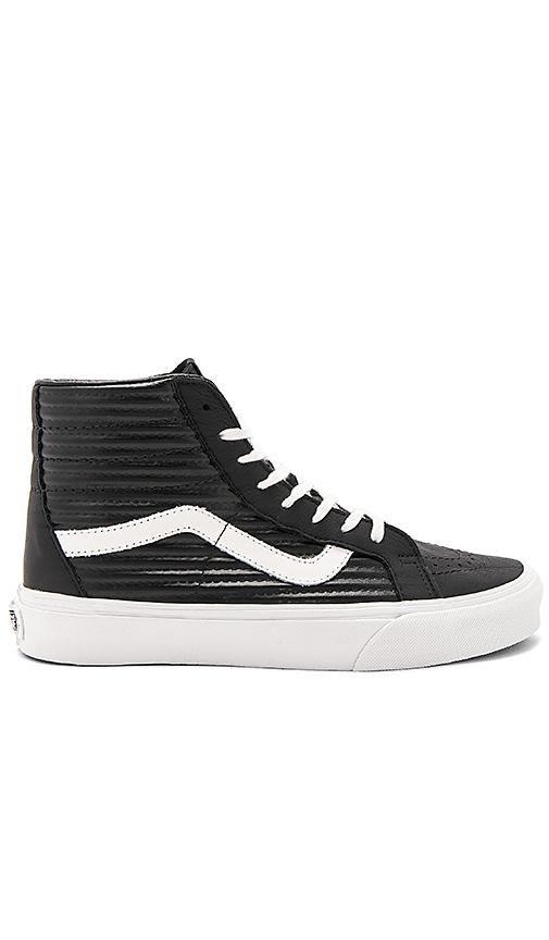 Vans Sk8-Hi Reissue Sneaker in Black