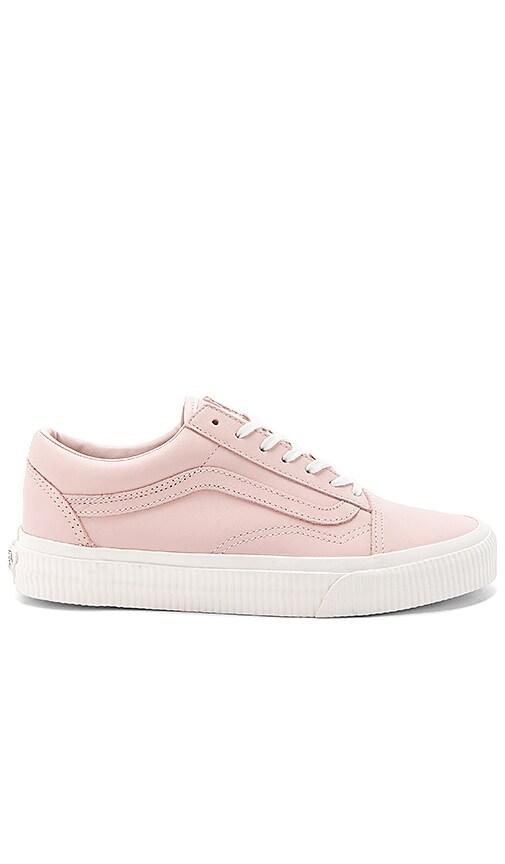 Vans Old Skool Sneaker in Blush