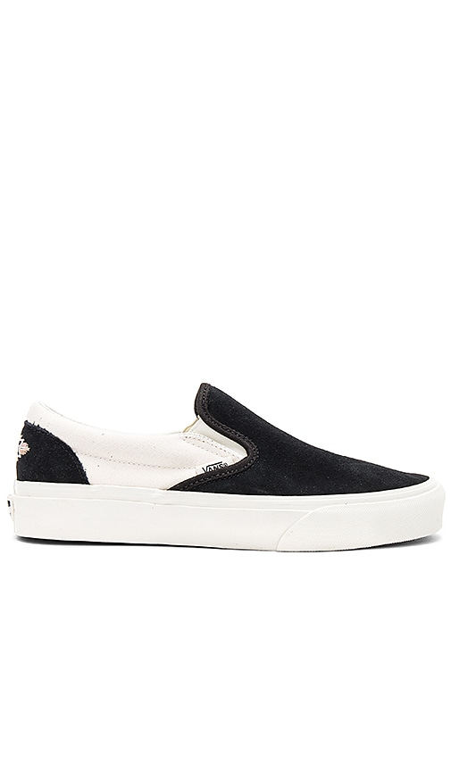 Vans Native Embroidery Classic Slip-On