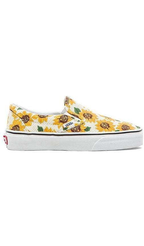 Classic Sunflower Slip On