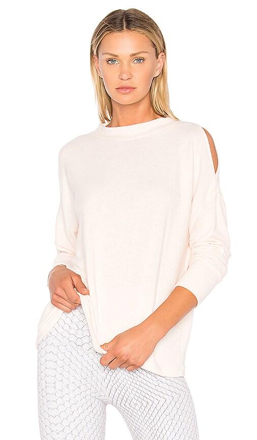 Varley Carbon Revive Sweatshirt in Blush