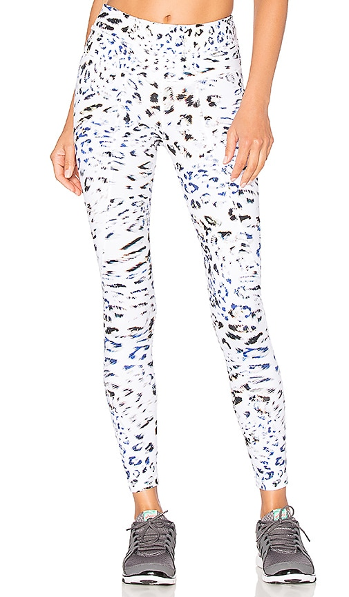 Varley Pacific Tight Leggings in White