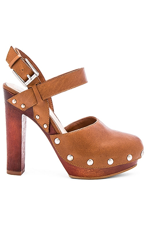 Vince Camuto Elric Heel in Brown
