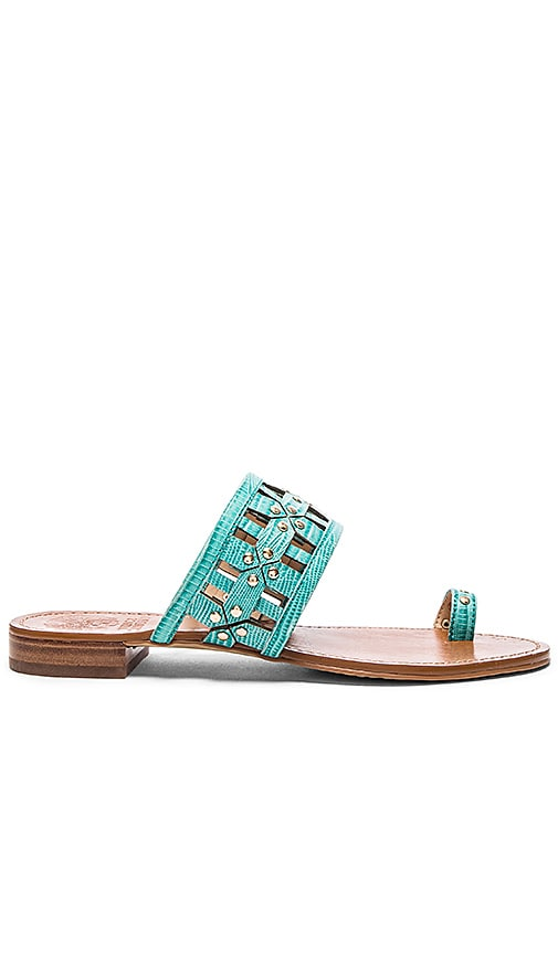 Vince Camuto Helice Sandal in Aquatic