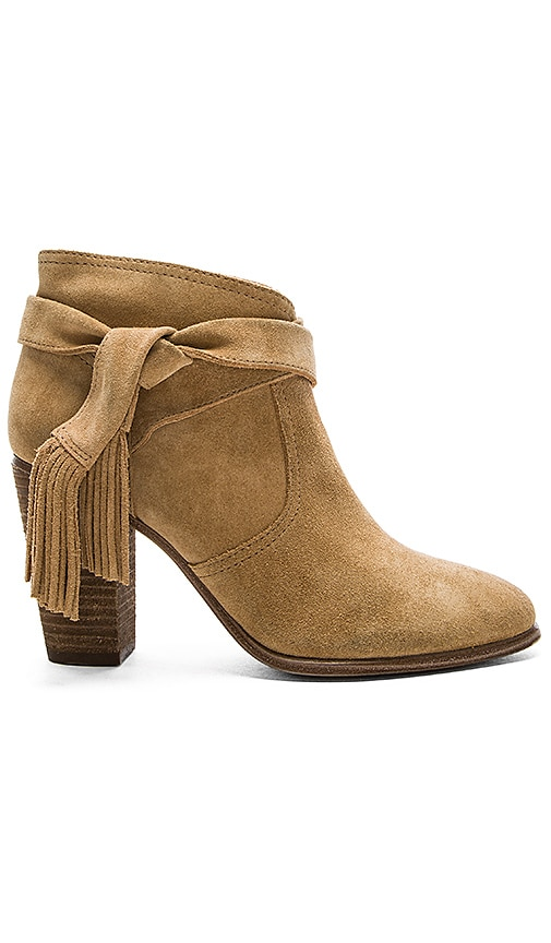 Vince Camuto Fianna Booties in Tan
