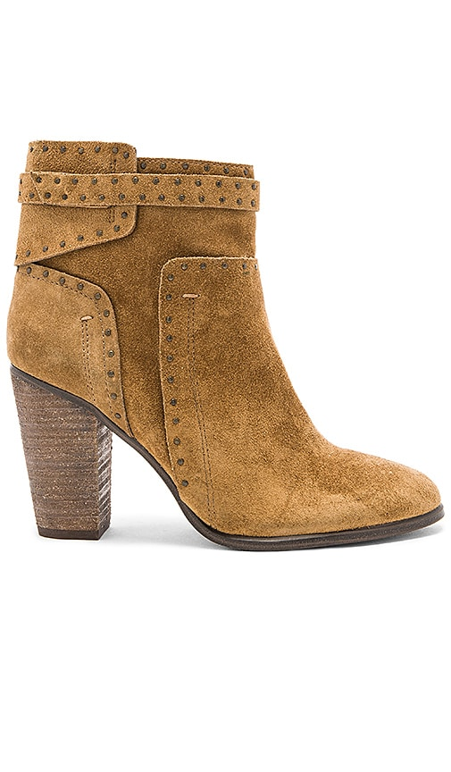 Vince Camuto Faythes Booties in Tan