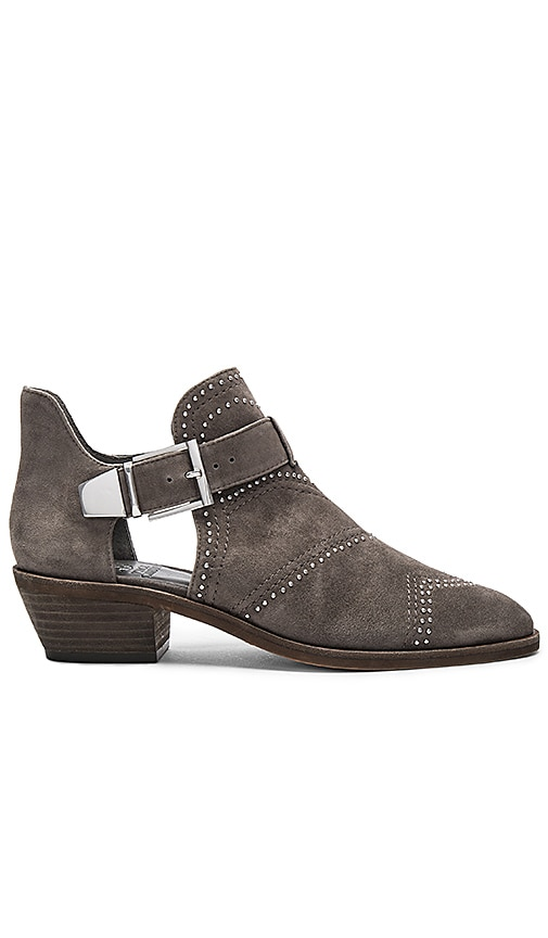 Vince Camuto Raina Booties in Gray