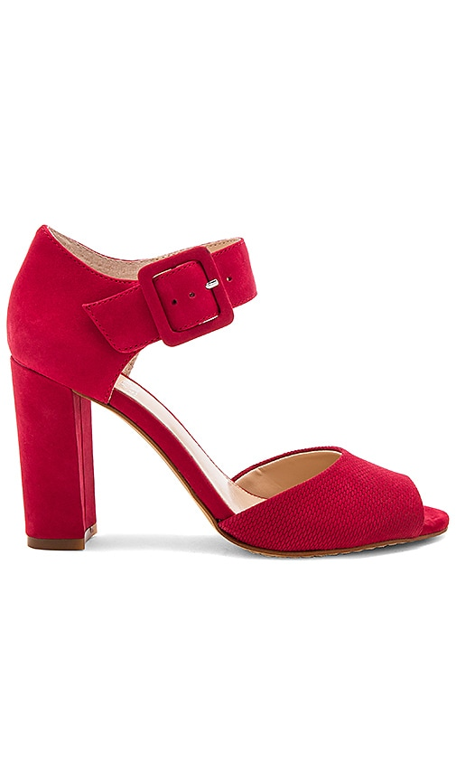 Vince Camuto Shelbine Heel in Red