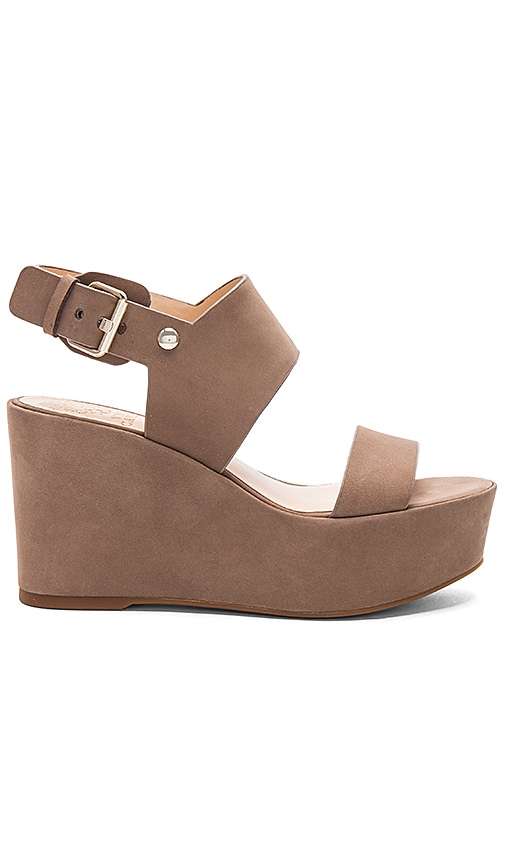 Vince Camuto Karlan Sandal in Taupe