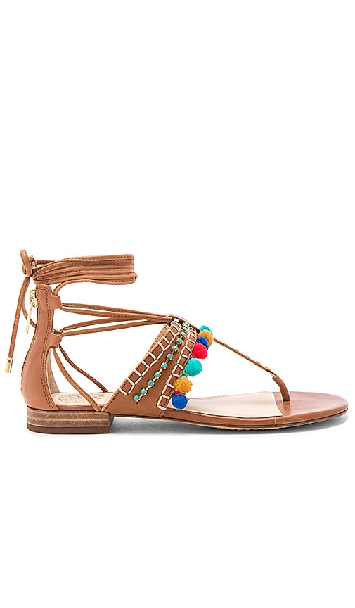 Vince Camuto Balisa Sandal in Brown