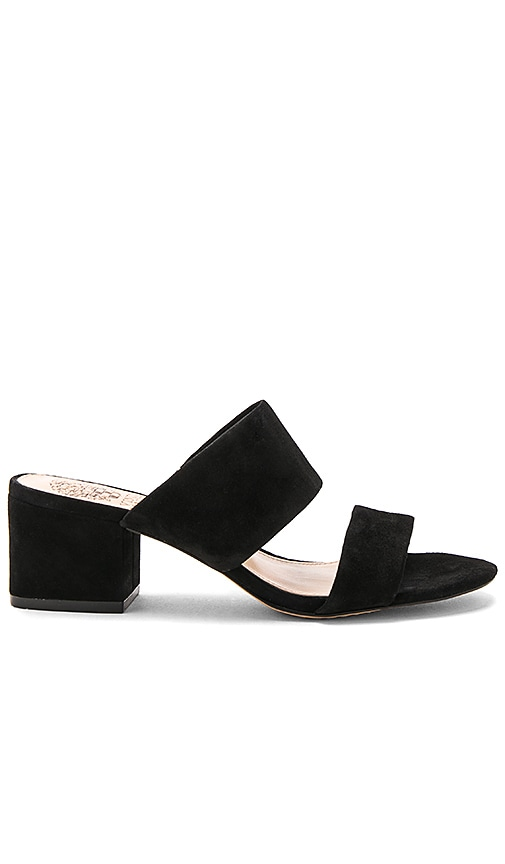 Vince Camuto Franie Sandal in Black