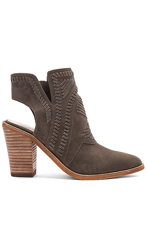 Vince Camuto Binks Bootie in Charcoal