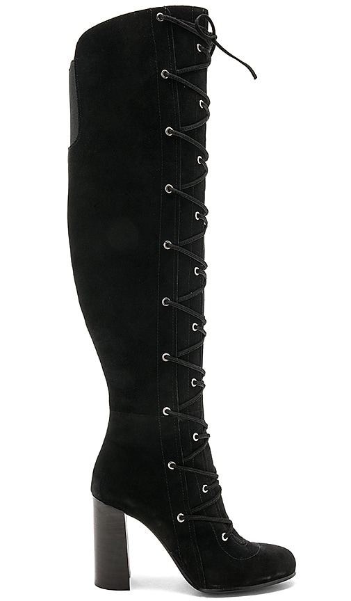 Vince Camuto Thanta Boot in Black