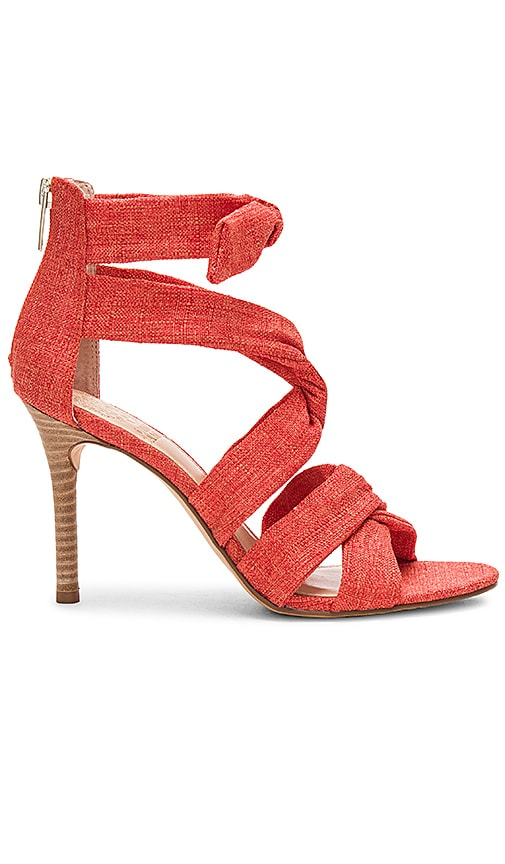 Vince Camuto Chania Heel in Orange