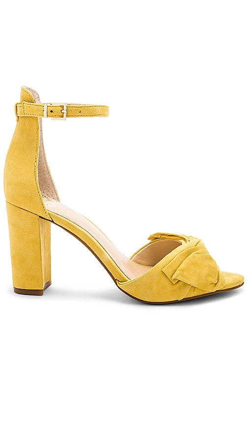 Vince Camuto Carrelen Heel in Yellow