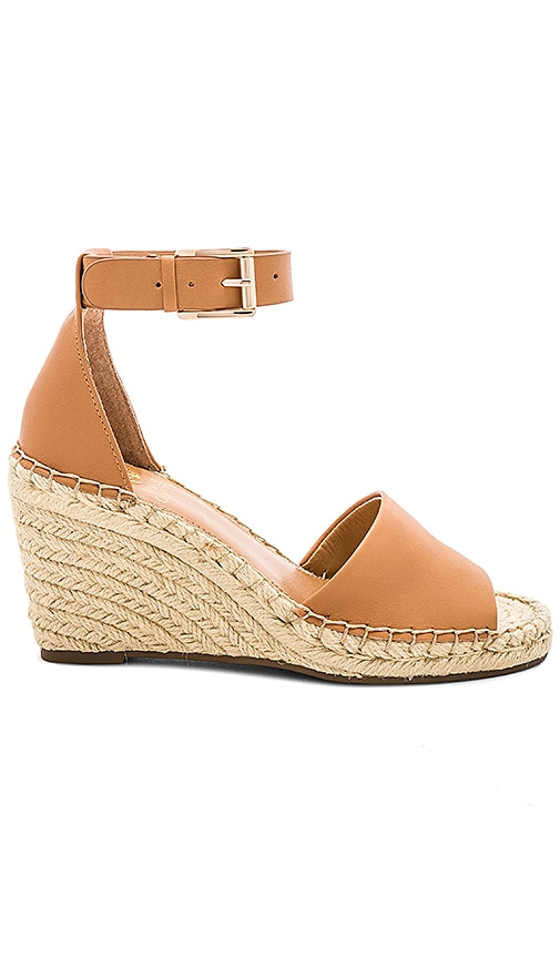 Vince Camuto Leera Wedge in Brown