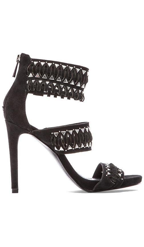 Fancle Embellished Heel