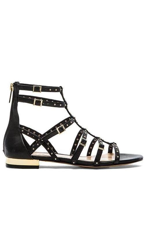 Vince Camuto Hevelli Sandal in Black