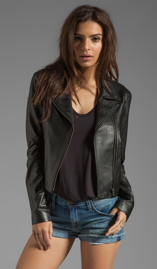 Jewel Moto Jacket