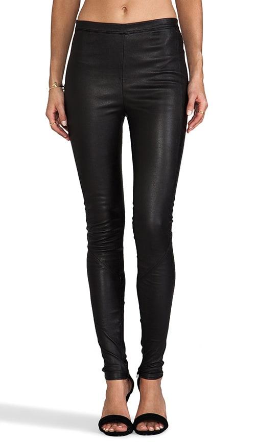 Zero Leather Pant