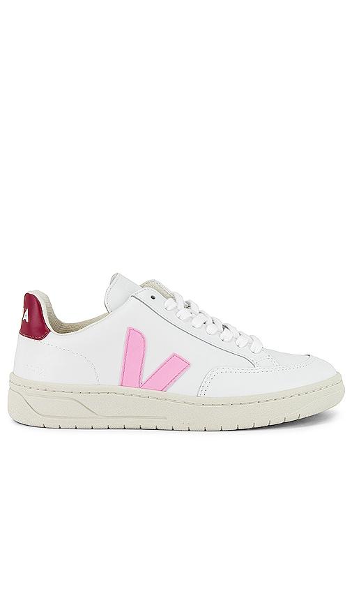 Veja V-12 Sneaker in Extra White