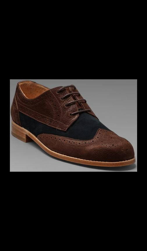 Mort Two-Tone Brogue