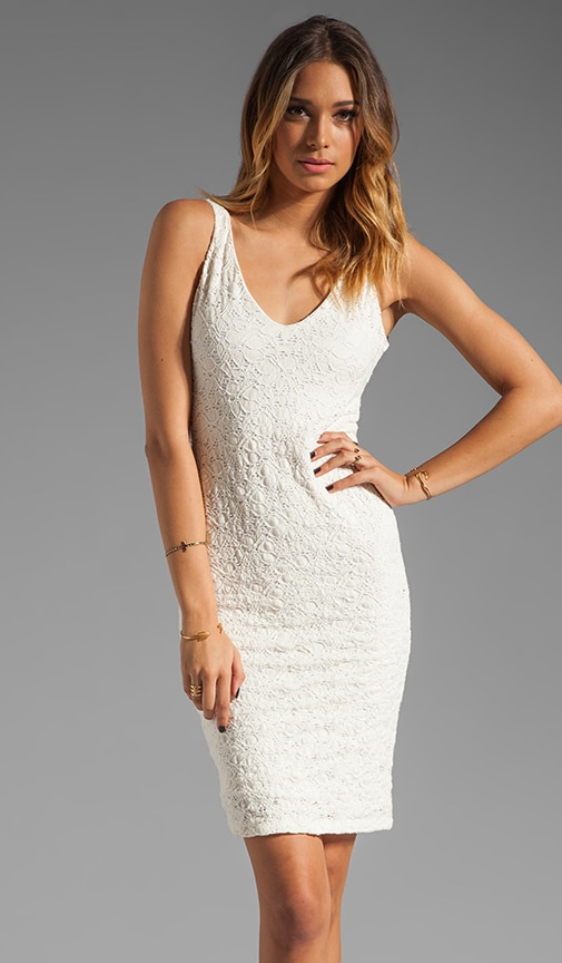 Andi Stretch Lace Dress