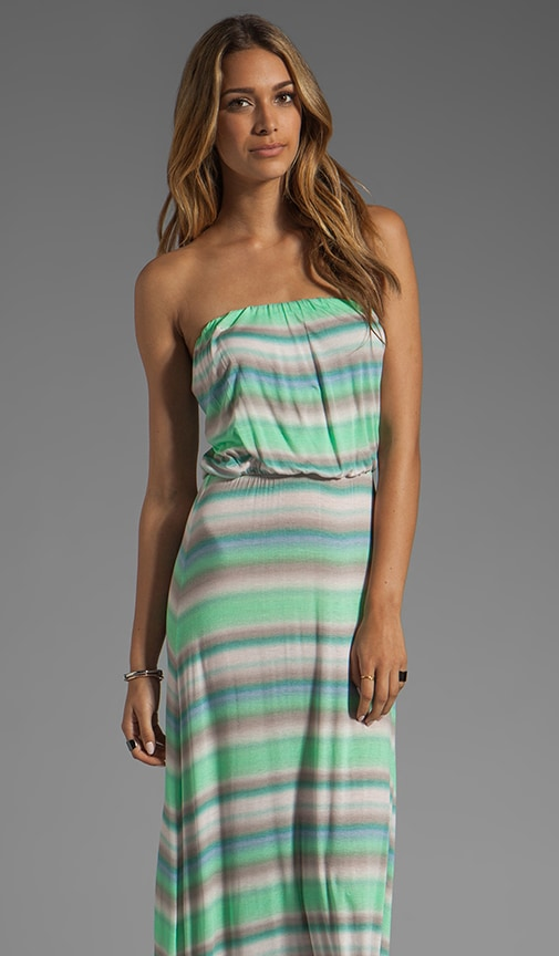 Taylor Sunset Stripe Maxi