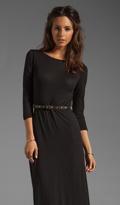 Danilee Luxe Slub Dress