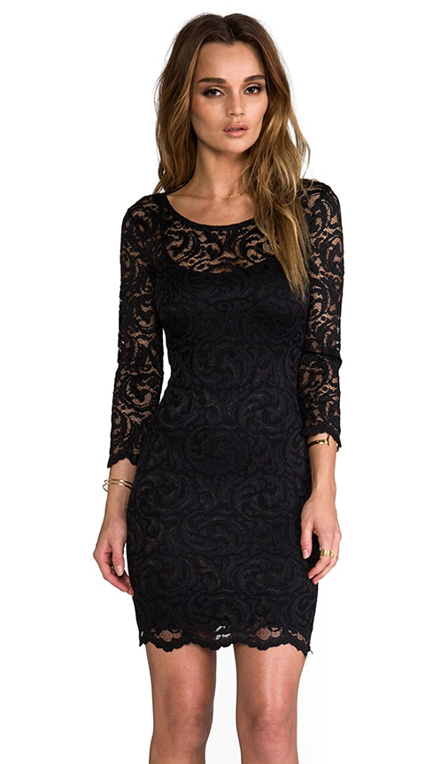Elimina Stretch Lace Dress