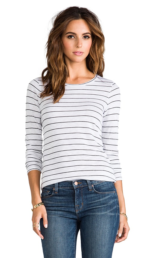 Iona Slub Stripe Shirt
