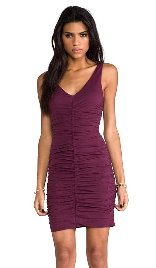 Velvet Gauzy Whisper Cahill Dress