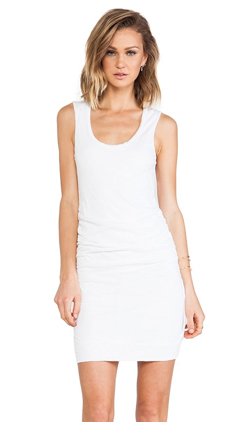 Danette Cotton Slub Dress