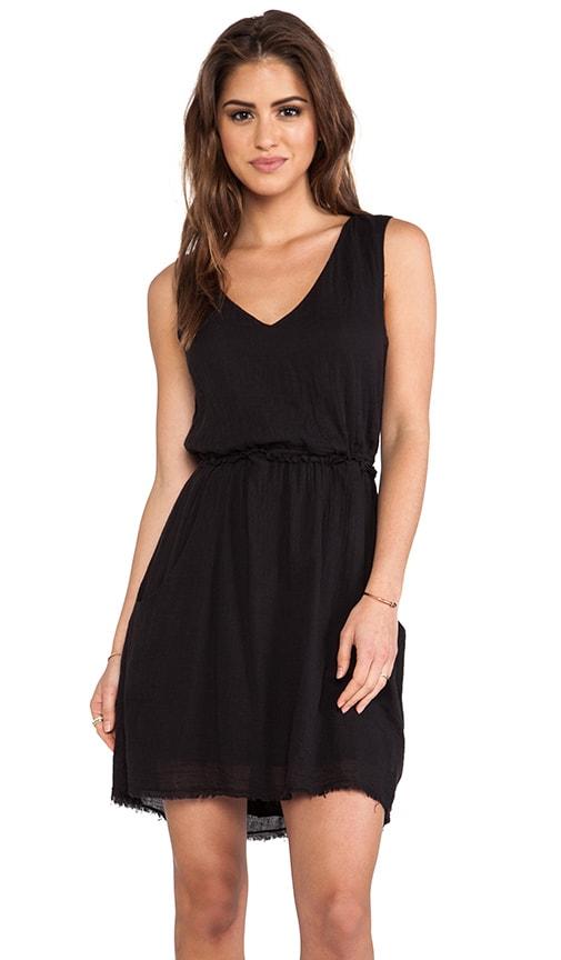 Teagan Sheer Jersey Dress
