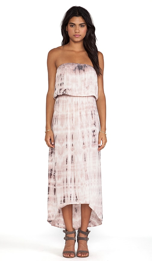 Tippie Tie Dye Rayon Voile Dress