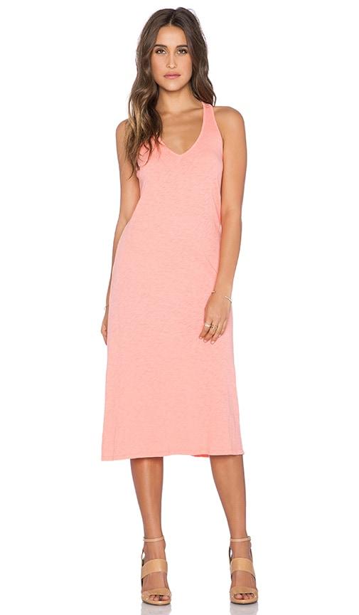 Valen Cotton Slub Dress