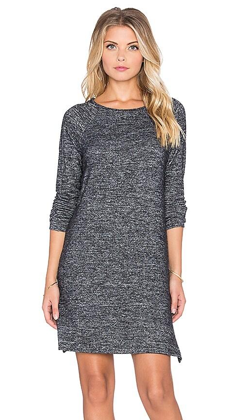 Velvet by Graham & Spencer Sena Cozy Jersey Dress in Marled