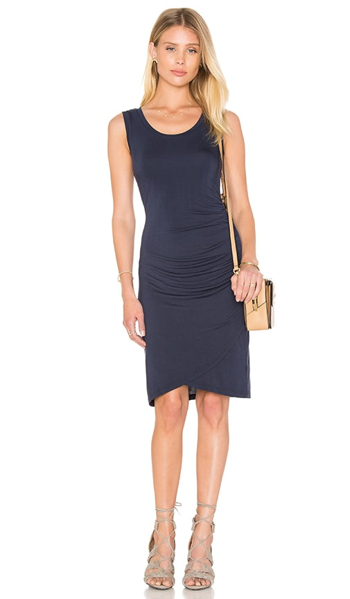 Velvet by Graham & Spencer Shony Modal Knit Bodycon Dress in Nino