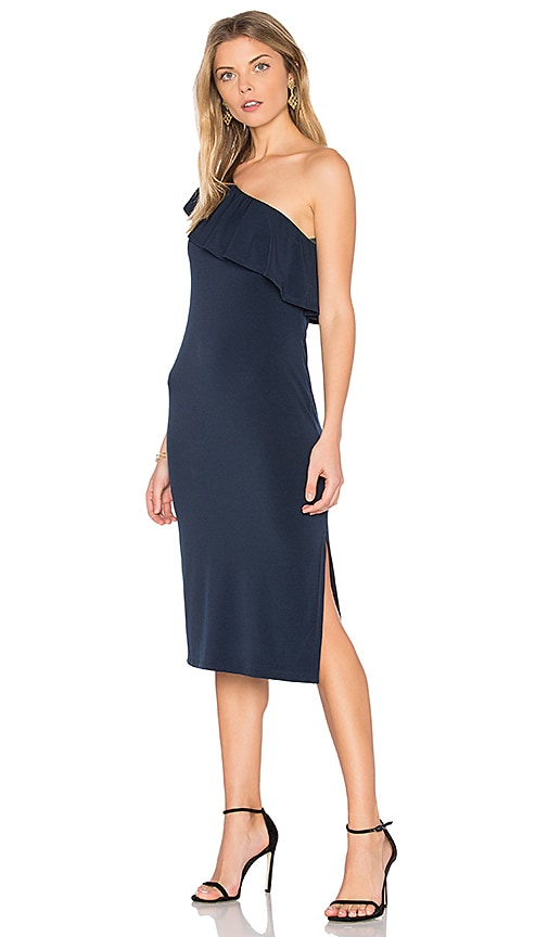 Esperanza One Shoulder Dress