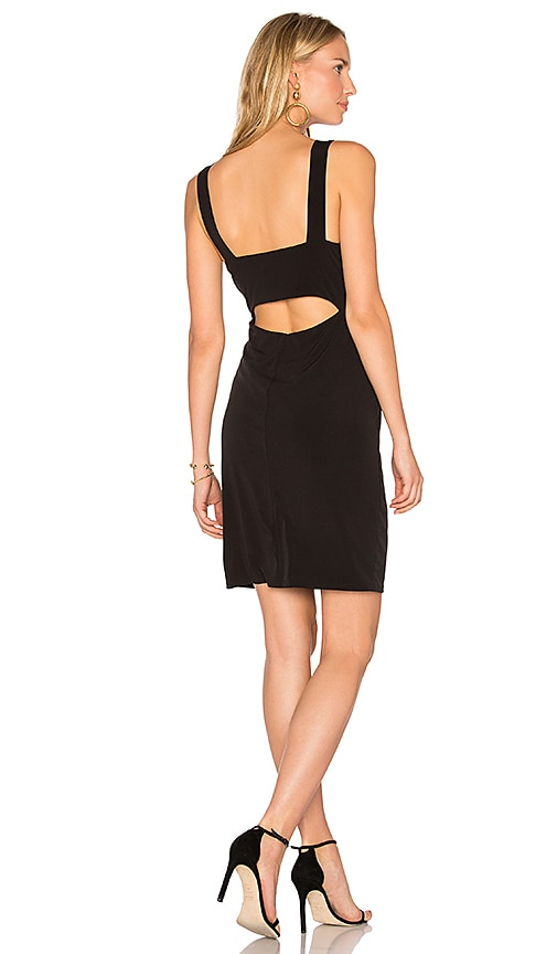 Velvet by Graham & Spencer Rosemary Bodycon Dress in Black