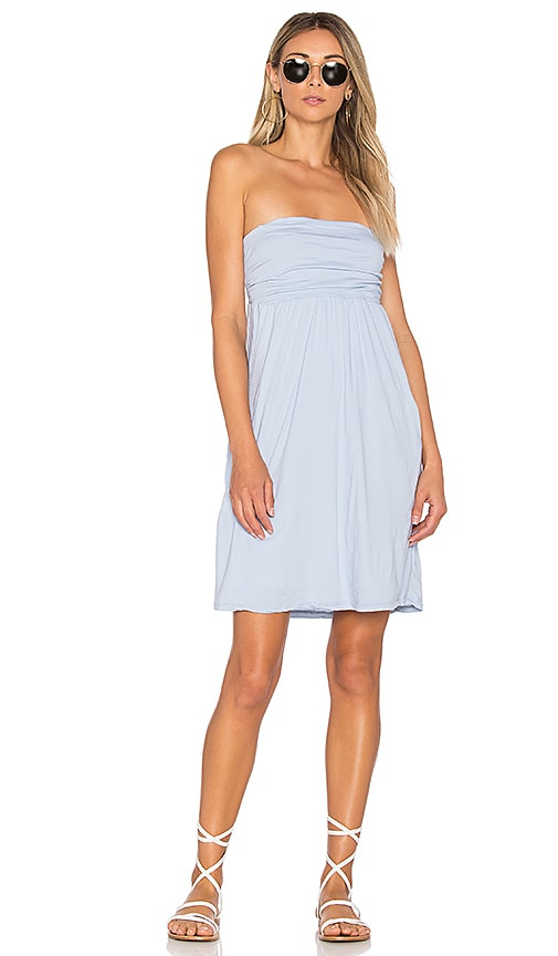 Velvet by Graham & Spencer Barbi Dress in Blue