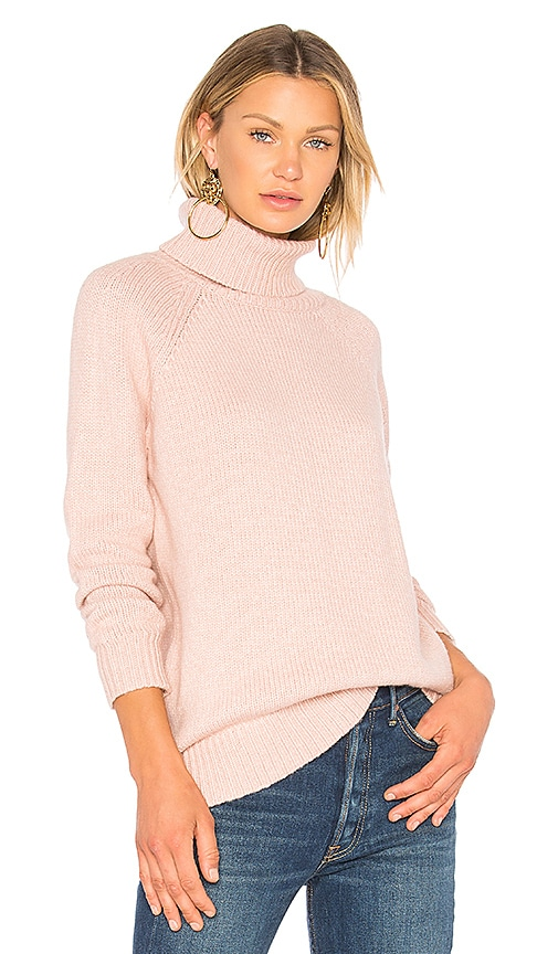 Velvet by Graham & Spencer Saphirra Sweater in Pink
