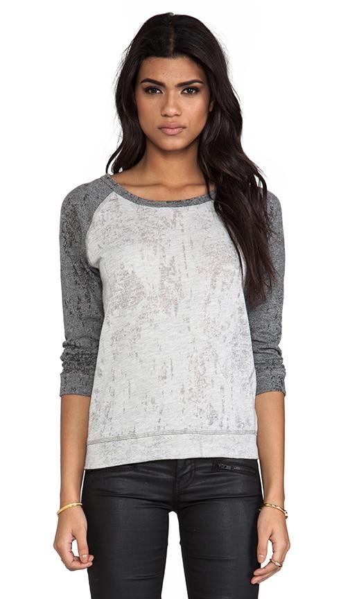 Velvet Burnout Bobbie Knit