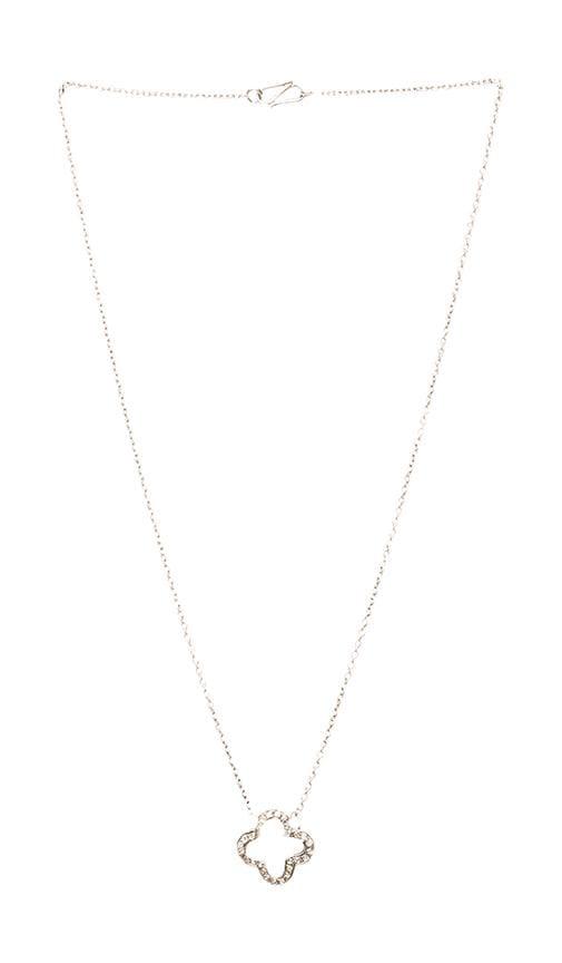 Velvet x Renee Sheppard Clover Necklace