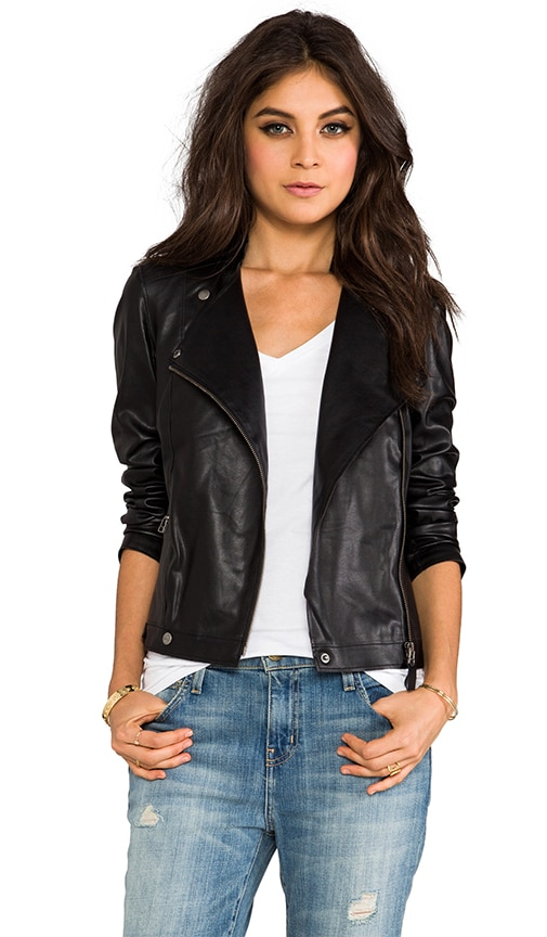 Leona Motorcycle Jacket